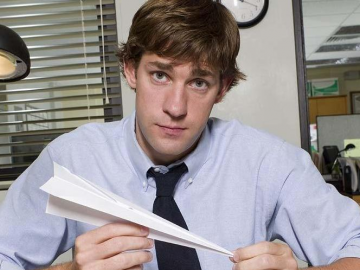 John Krasinski talks The Office series finale