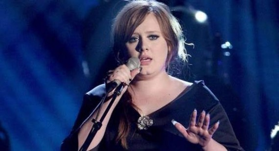 What did Adele sing on snl?