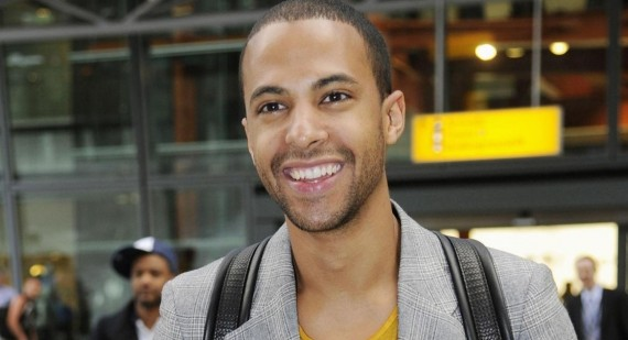 What is Aston from JLS dad called?