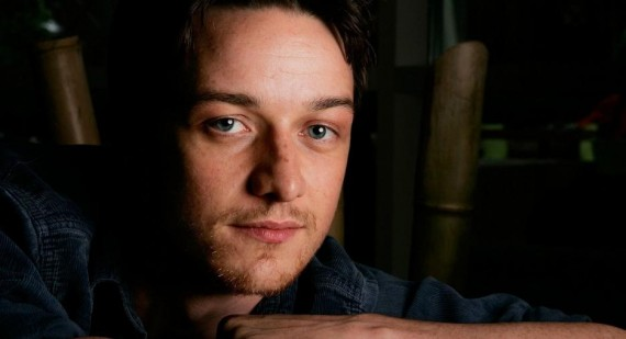 When will we see James McAvoy on the Silver Screen again?
