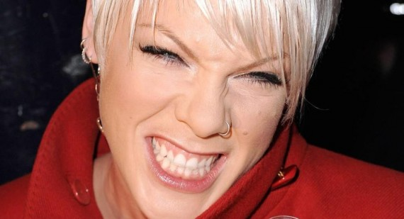 "What did P!nk mean when she said ""im a self-contained unit""?"