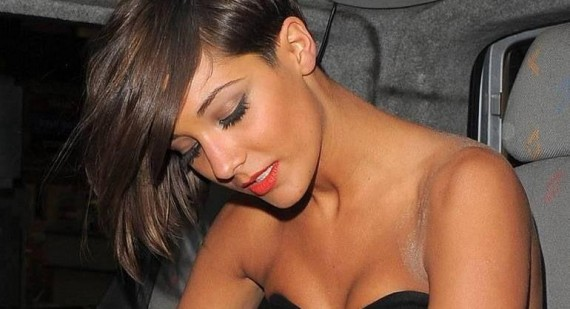 What is Frankie Sandford's tattoo on her wrist?