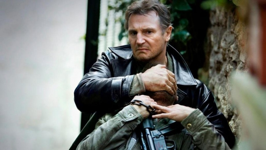 Why is Liam Neeson in all these Christian movies?