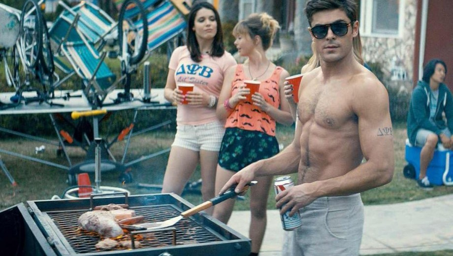 Where is Zac Efron in canada or someplace else?