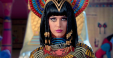 Katy Perry makeup from Dark Horse to become a Halloween hit with fans