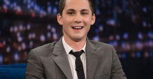 Logan Lerman sounds like studio head discussing 'Percy Jackson' role