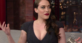 2 Broke Girls stars Kat Dennings and Beth Behrs love fooling around