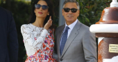 George Clooney is nervous about becoming a first time father