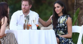 Meghan Markle shares her love for Prince Harry