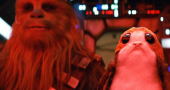 Will the Porgs steal the show in Star Wars: The Last Jedi?